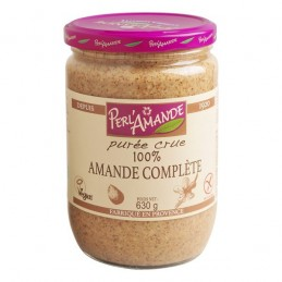 PUREE AMANDES COMPLETES 630G