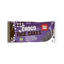 GALETTES RIZ CHOCOLAT NOIR