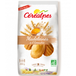 MADELEINES EPEAUTRE 200G