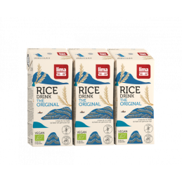 Rice Drink Original 3x200ml