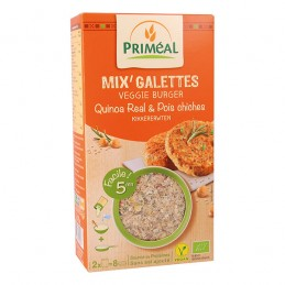 Mix' Galettes Quinoa Pois...