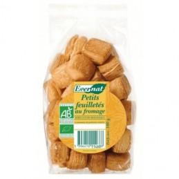 Petits Feuilletes Fromage 100g