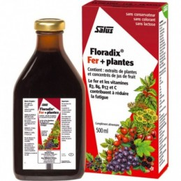 Floradix Cocktail Fer 500ml