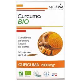 Amp Curcuma Bio X20amp
