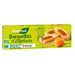 Barquettes O' Zabricots