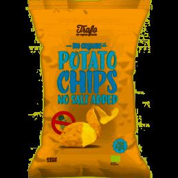 Chips Sans Sel 125g