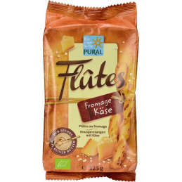 Flutes Fromage 125g