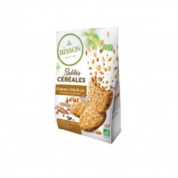 Sables Cereales Chia Lin 200g
