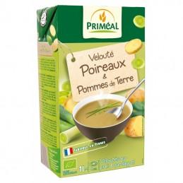 Veloute Poireaux Pommes De...