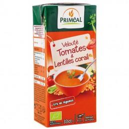 Veloute Tomates Lentilles...
