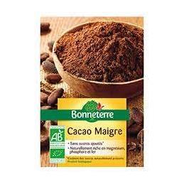 Cacao Maigre 250 G