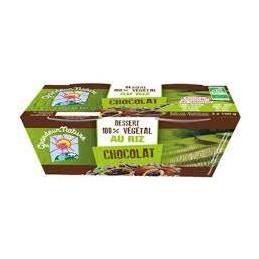 Specialite Riz Chocolat 2x100g