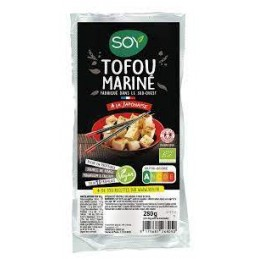 Tofu Marine À La Japonaise...
