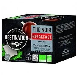 The Noir Anglais Breakfast...