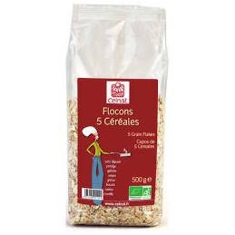 Flocons 5 Cereales 500g