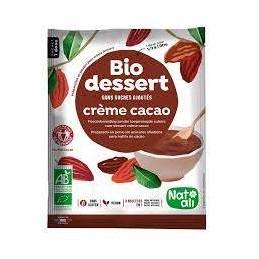Biocreme Anglaise Chocolat