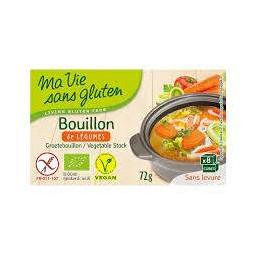 Bouillons Aux Legumes 71,9g