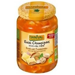 Raviolis Champignons Sauce...