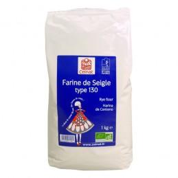 Farine Seigle T130 3kg