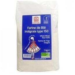 Farine Ble Integrale T150...