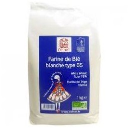 Farine Ble Blanche T65 5kg