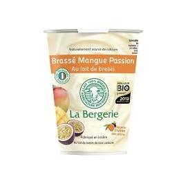 Yaourt Brebis Brasse Mangue...