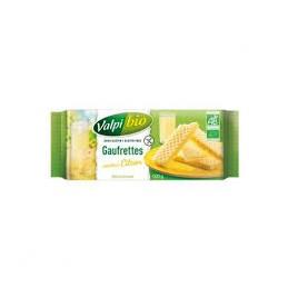 Gaufrettes Citron 100g
