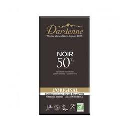 Chocolat Noir 50% Cacao 200g
