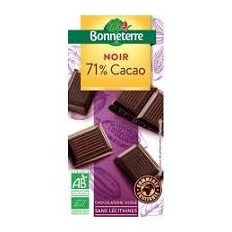 Chocolat Noir 71% Max Havelaar