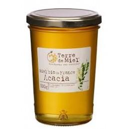 Miel Acacia France 500g Pot
