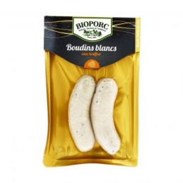 Boudin Blanc Truffes 3%