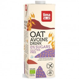 Oat Avoine Drink 0% Sucre