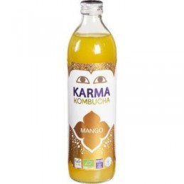 Kombucha Mangue 50cl
