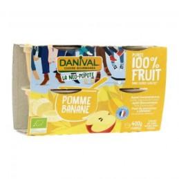Puree Pomme Banane 4x100g