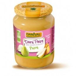 Puree Poire 700g