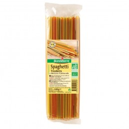 Spaghetti Tricolores 500g