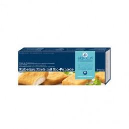 Filet Cabillaud Pane 450g