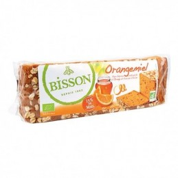 Pain D'Épice Orange Miel 300g