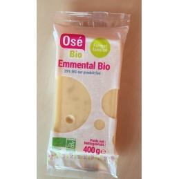 Emmental Lait Pasteurise 400g