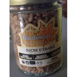 Sucre Gros D'Érable 250g