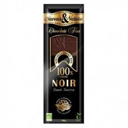Choco Noir Ss Sucre 100 %...