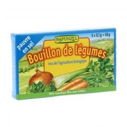 Bouillon Legumes Pauvre En Sel