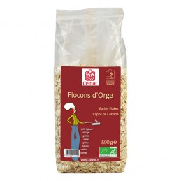 Flocons Orge 500g Ns