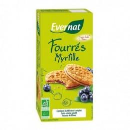 Biscuits Fourres Myrtilles...