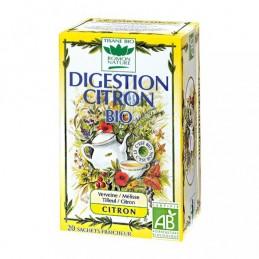 Tisane Digestion Citron Bio