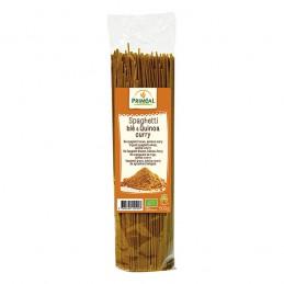 Spaghetti Ble Quinoa Curry...
