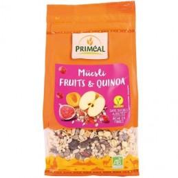 Muesli Quinoa-Fruits 350g