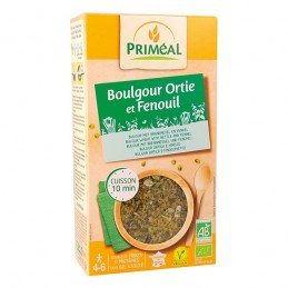 Boulgour Ortie Fenouil 300g