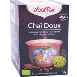 Inf. Chai Doux 17x2g