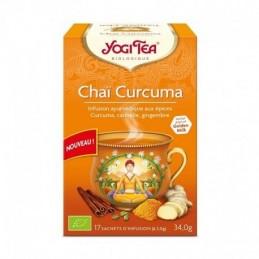 Inf. Chai Curcuma 17x2g